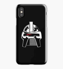 Cylon - Battlestar Galactica iPhone Case/Skin