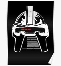 Cylon - Battlestar Galactica Poster