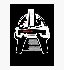 Cylon - Battlestar Galactica Photographic Print