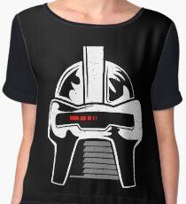 Cylon - Battlestar Galactica Chiffon Top