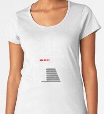 Cylon - Battlestar Galactica Women's Premium T-Shirt