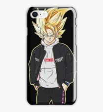 Goku Hypebeast #5 iPhone Case/Skin