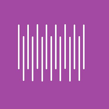 Purple Beat stripes by dinelson