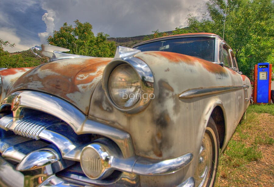 Old Car by bongo
