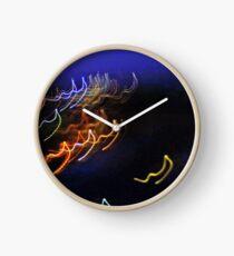 light strings singalong Clock