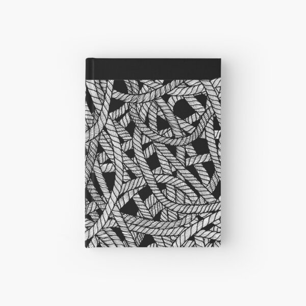 Enough Rope Hardcover Journal