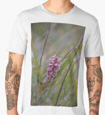Oak Leaf Grevillea (G.quercifolia),  Men's Premium T-Shirt