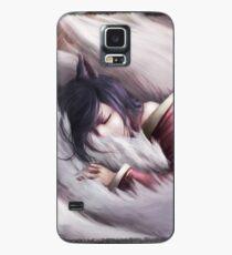 Ahri Sleeping - LOL Case/Skin for Samsung Galaxy