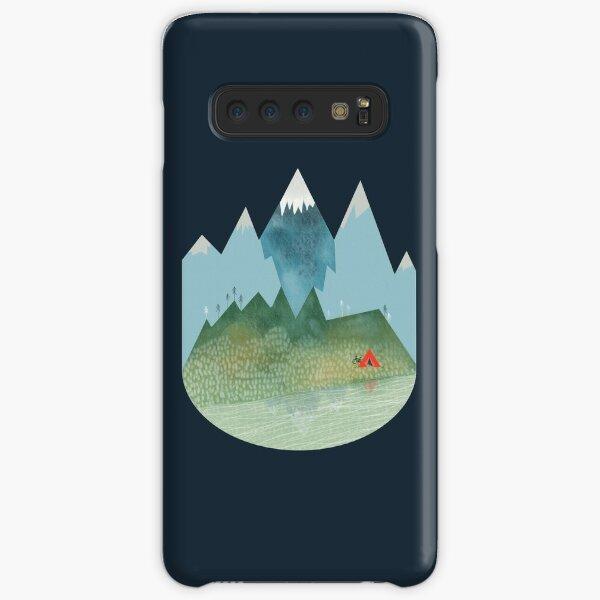 In die Wildnis Samsung Galaxy Leichte Hülle