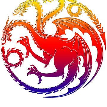 Game Dragon Series TV by Igorgomes