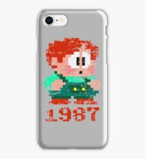 Bubby 1987 iPhone Case/Skin