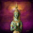 Thai Goddess  by Gilberte