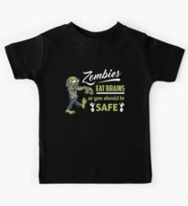 Funny Zombies Kids Clothes
