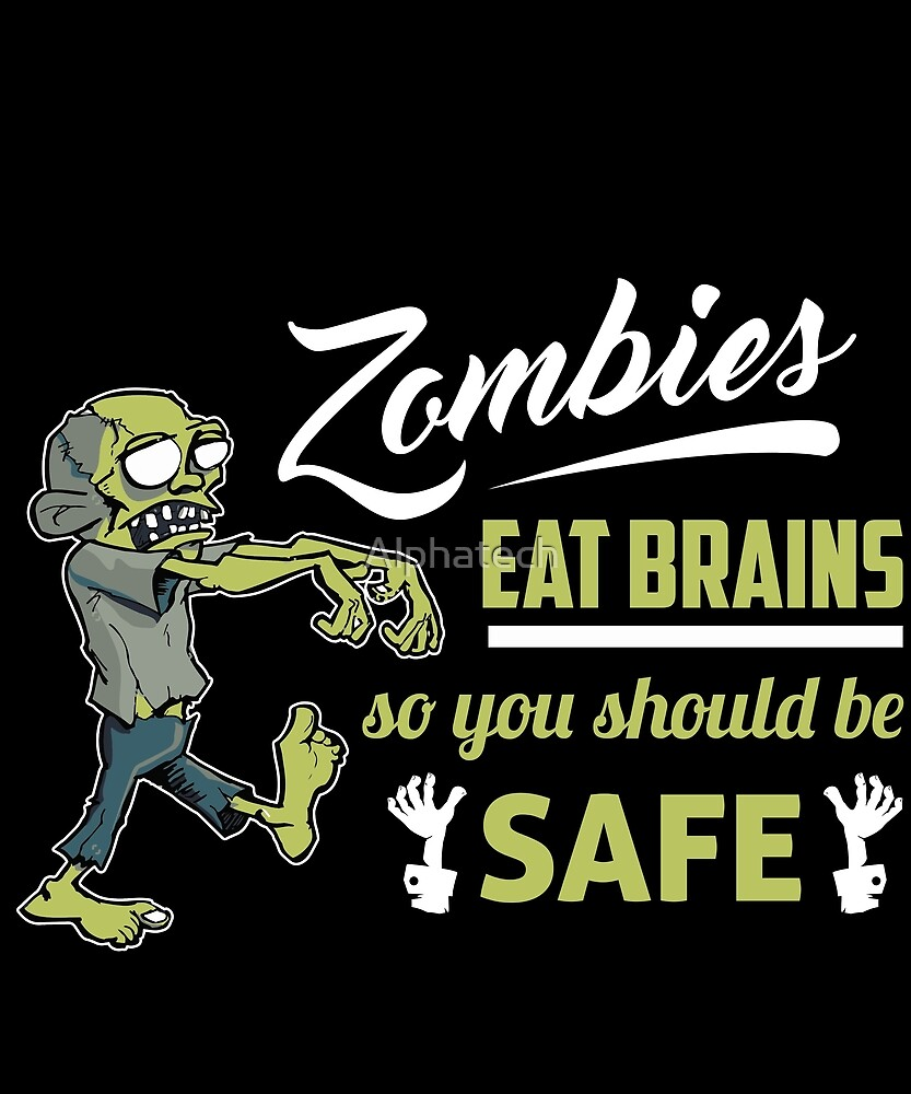 Funny Zombies by Alphatech
