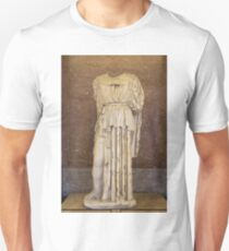 Treasures Of The Louvres - One Headless Woman ©  T-Shirt