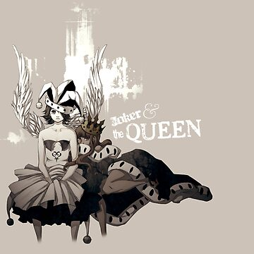 Joker and the Queen by messa