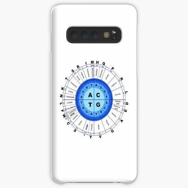 DNA, Genetic Code, Circle, Gene, Codon, Amino Acid. Samsung Galaxy Snap Case
