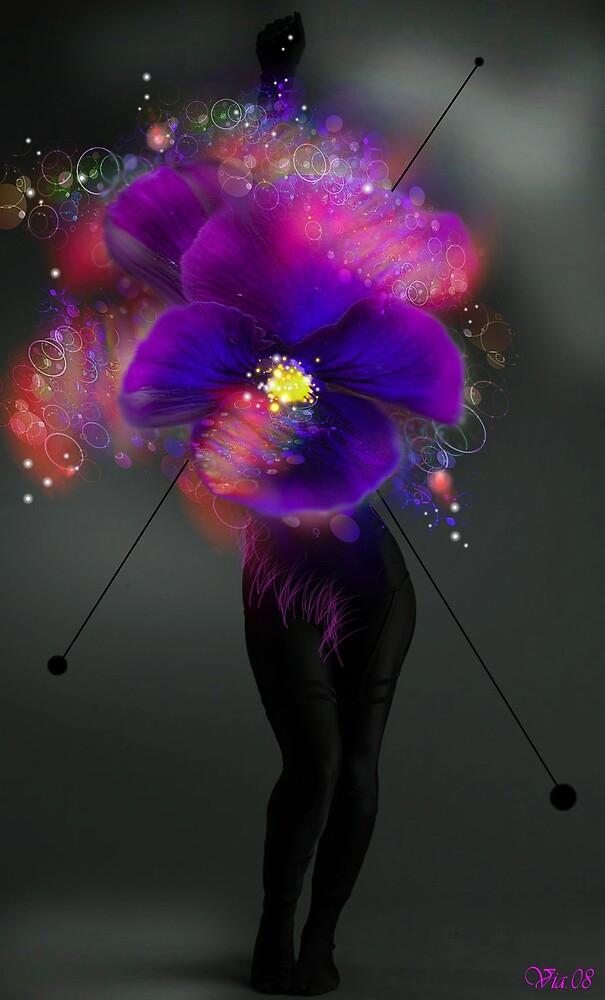 Violets... by Via Violet