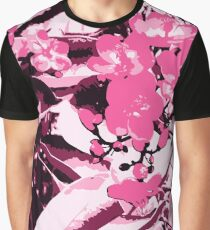 Cherry Blossom in Bloom Graphic T-Shirt