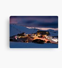 Mt Hotham Canvas Print