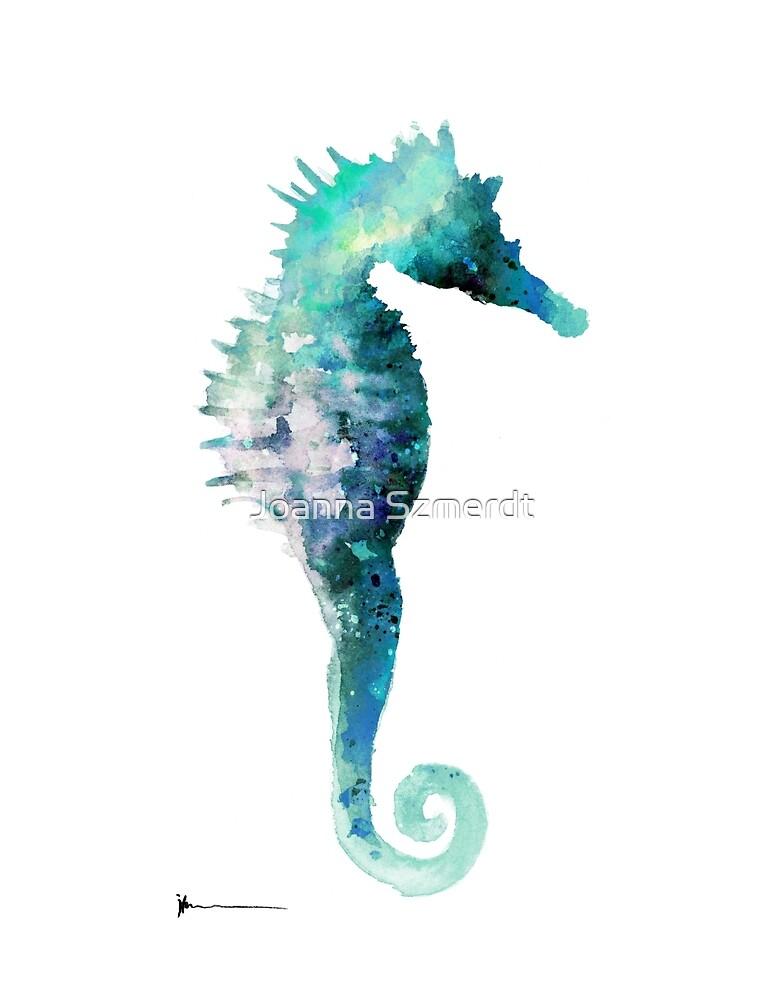 seahorse tattoo on Tumblr