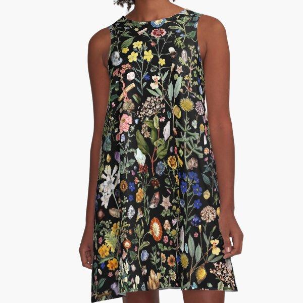 Healing A-Line Dress