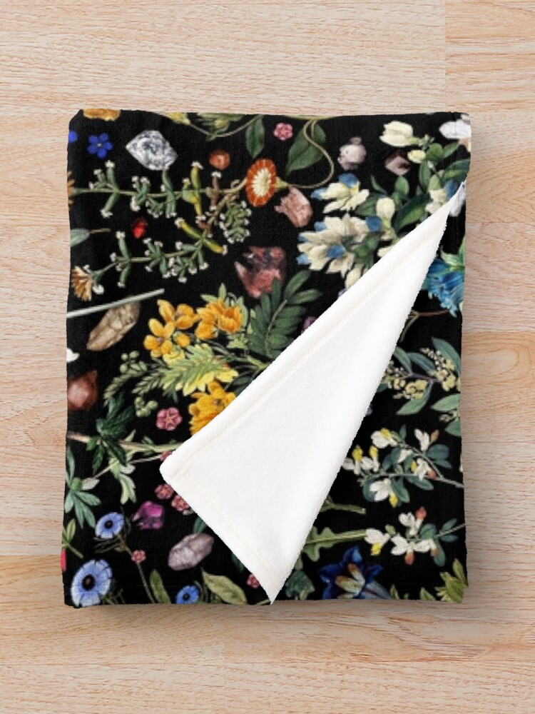 Alternate view of Healing Throw Blanket