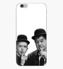 Laurel & Hardy -  Stanlio e Ollio iPhone Case