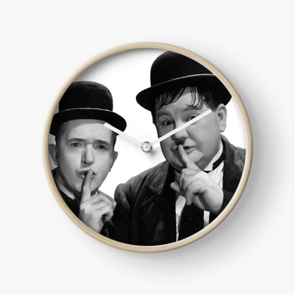 Laurel & Hardy -  Stanlio e Ollio Clock