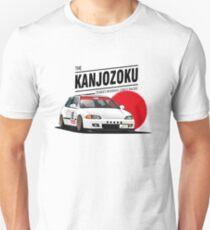 Honda Civic EG KANJO Unisex T-Shirt