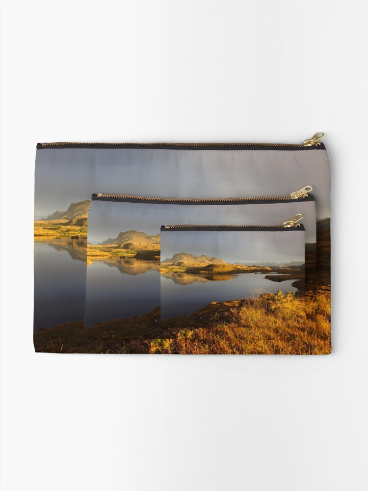 Alternate view of Kernsary Zipper Pouch