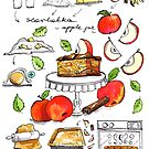 Apple pie recipte by kulawiecka