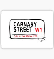 Carnaby Street Sticker