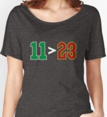 Kyrie > LeBron Women's Relaxed Fit T-Shirt