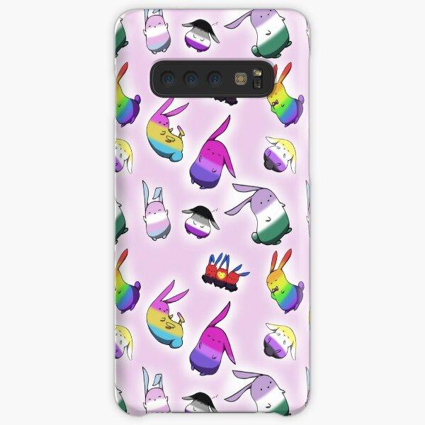 Pride-Buns Pattern Samsung Galaxy Leichte Hülle