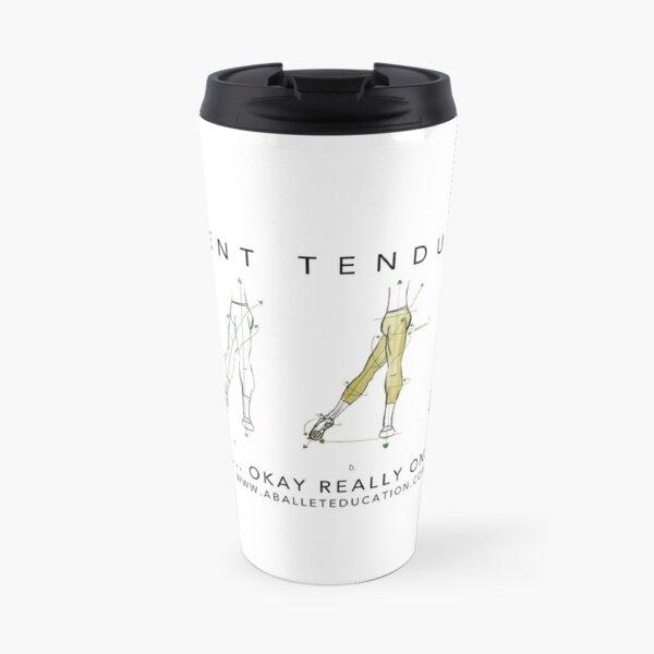 Notes on Tendu Travel Mug