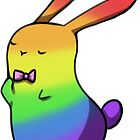 LGBT*-Pride Bunny von RobynVanHaase