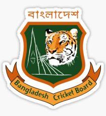 Bangladesh Cricket Board Sticker