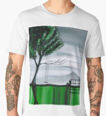 The Girl Without a Reflection Part 3 Men's Premium T-Shirt