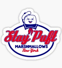 Marshmallow co. Sticker