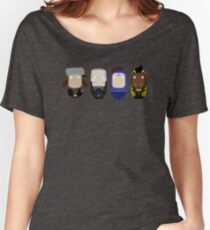 Red Dwarf - The Dwarfers Women's Relaxed Fit T-Shirt