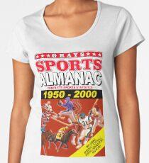 Sports Almanac 1950 - 2000 Women's Premium T-Shirt
