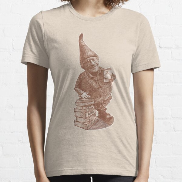GNOME CHOMSKY- Linguistic Genius and gardener  Essential T-Shirt