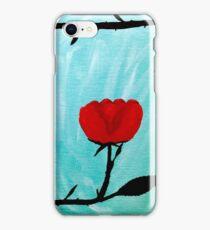 Roses in Symmetry iPhone Case/Skin