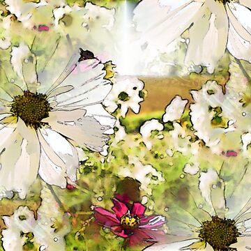 Floral Pattern by GeorgeSears