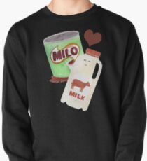Best Friends: Milo & Milk Pullover