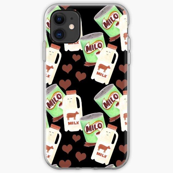 Best Friends: Milo & Milk iPhone Soft Case