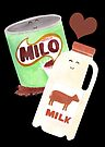 Best Friends: Milo & Milk by makemerriness