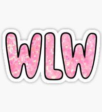 WLW Sticker