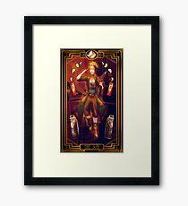 Ghostbusters Tarot - The Sun Framed Print